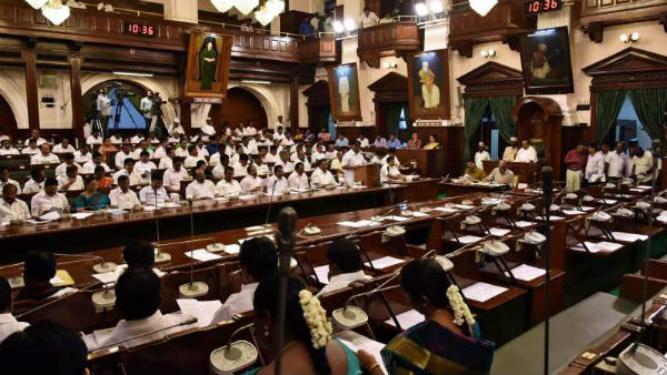 Tamilnadu assembly session to hold up in Kalaivanar Arangam on Sep 14