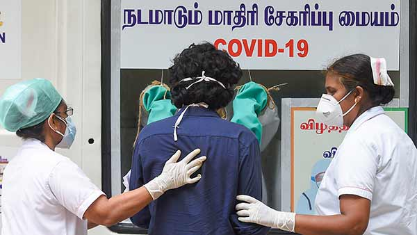 3.12 crore people were infected with coronavirus globally