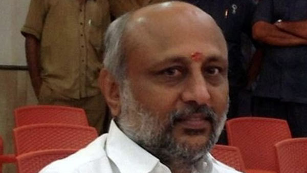 CP Radhakrishnan tests Coronavirus positive and admitted in Coimbatore hospital