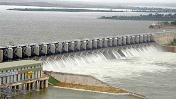 75000 cubic feet of water opening in Cauvery from Karnataka - flooding in Falls