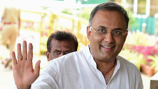 Corona tested positive for Dinesh Gundurao