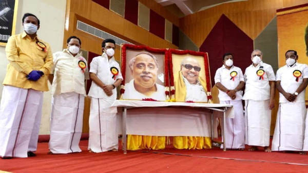MK Stalin speech DMK General body meeting