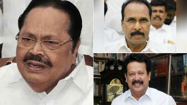 Duraimurugan has appointed Na. Pukhalendi as the Villupuram DMK Central District Secretary