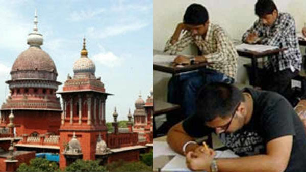 High Court issue notice to Tamil Nadu government for arrears exam cancels in