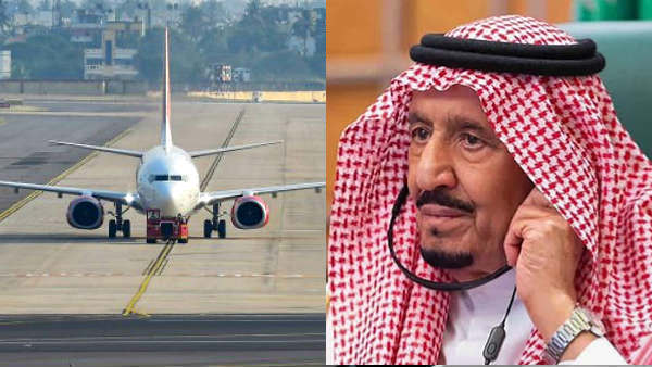 Saudi Arabia suspends travel to and from India as cases rise