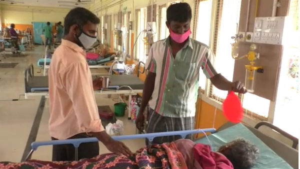 2 killed in Tirupur Government Hospital due to lack of oxygen due to power outag