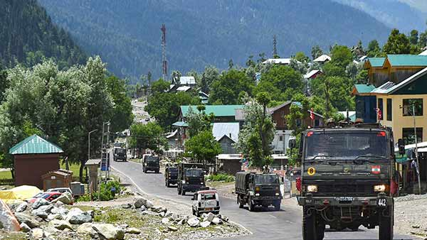 India, China hold over 12 hour long talks to ease Ladakh standoff