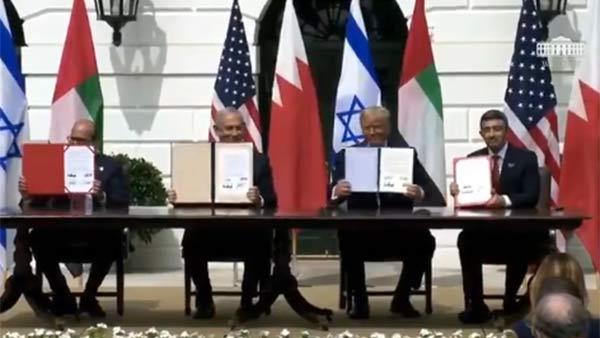 kesepakatan Trump