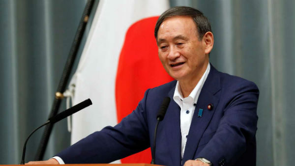 Yoshihide Suga elected as Japan's prime minister