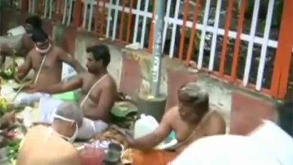 மகாளய அமாவாசை 2020: பித்ரு கடன் போக்கினால் தடைகள் நீங்கி நல்லது நடக்கும்
