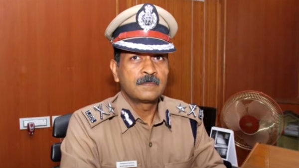 strict actions against who violate night lockdown rules say Police commissioner Maheshkumar Agarwal