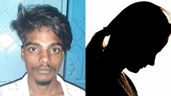 A Man arrested for raping 15-year-old girl in Chennai