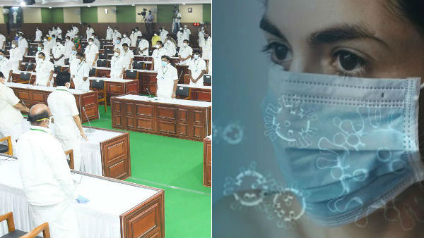 Tamil Nadu Assembly passes bill Penalty for not wearing the mask. The bill passed unanimously in the Assembly