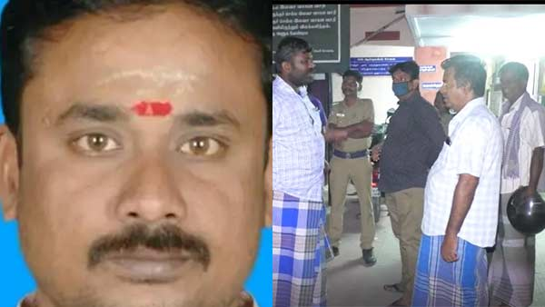 MDMK activist murdered for opposing one to drink near his house