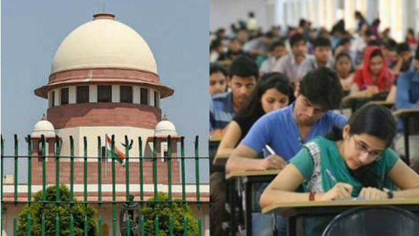 SC to hear tomorrow Review Petitions Filed By Seven States on NEET, JEE Exams
