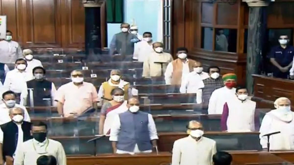 Amid Covid, Parliament session today; Oppn seeks to corner govt over economy, border row
