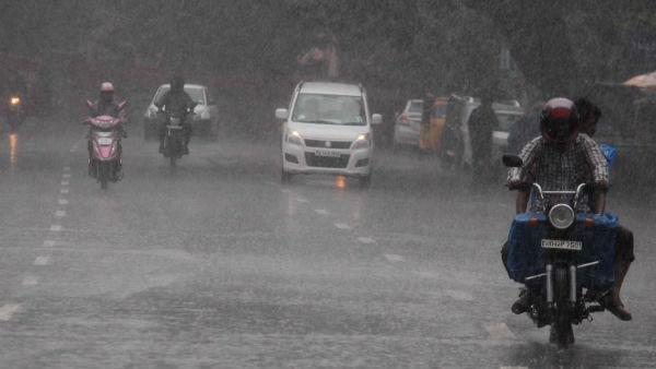வங்கக்கடலில் காற்றழுத்தம்... நீலகிரி ,கோவைக்கு வானிலை மையம்  ரெட் அலெர்ட்