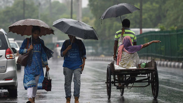 Heavy rain with thunder in 5 districts in Tamil Nadu - Chennai Met office
