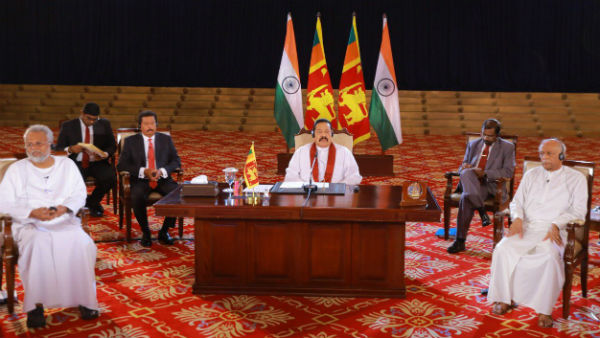 PM Modi urges to implement on 13th amendment to the Sri Lankan Constitution