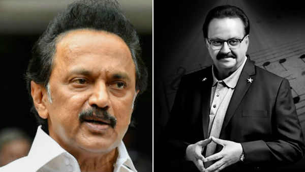 The final journey of the SPB must take place with the full respect of the state - MK Stalin