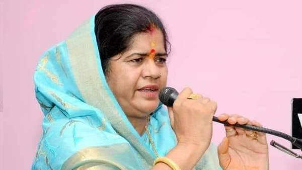 MP Minister Imarti Devi says she is born out of mud and cow dung. Corona wont affect her