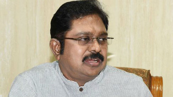 Agri bill not consulted with farmers says TTV Dhinakaran