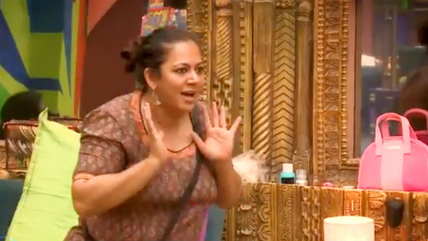 Cant wake up those who pretend to sleep ... Archana attacks Balaji