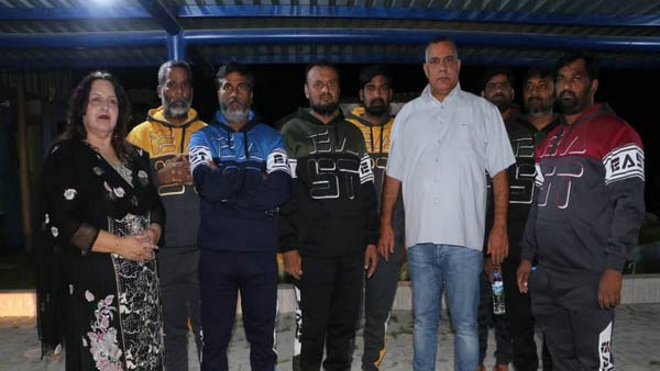 Seven Indian Nationals Kidnapped In Libya Released
