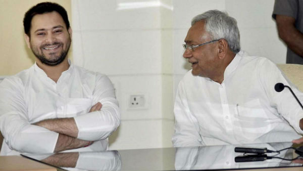 Nitishkumar asks, Did the RJD Govt open the single school in bihar?