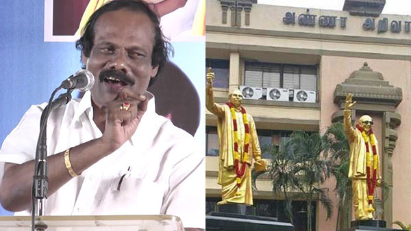 Dindigul Leoni and Sabapathy Mohan have been appointed as DMK propaganda secretary