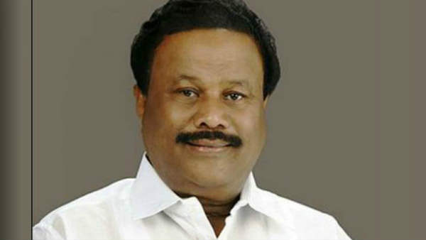 Minister Dindigul Srinivasan admitted to Apollo Hospital for chest pain