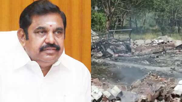 7 women killed in firecracker blast - CM announces relief