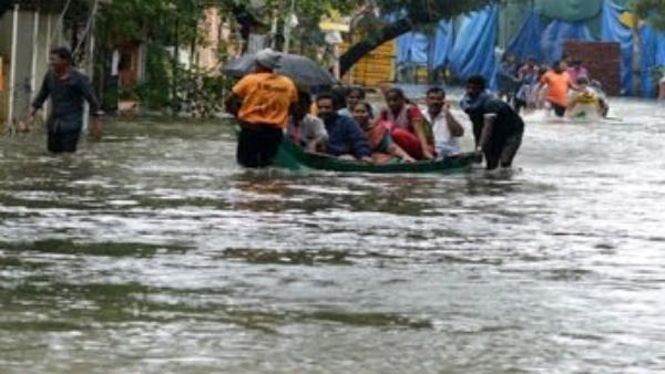 Flood warning issued for Kosasthalaiyar river area people