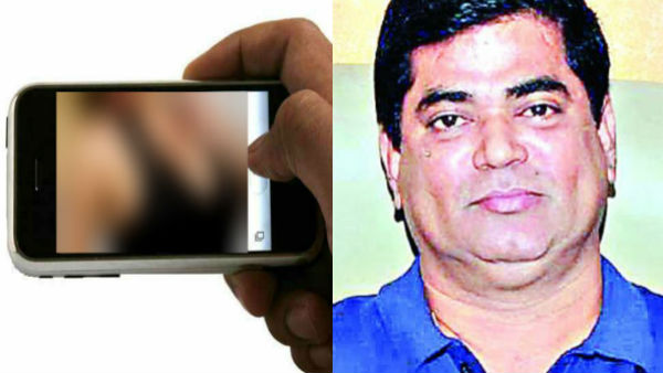 Goa DY CM files complaint over obscene clip sent to his Whatsapp group