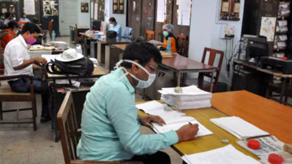 Tamilandu government offices will work five day with 100% strength in week