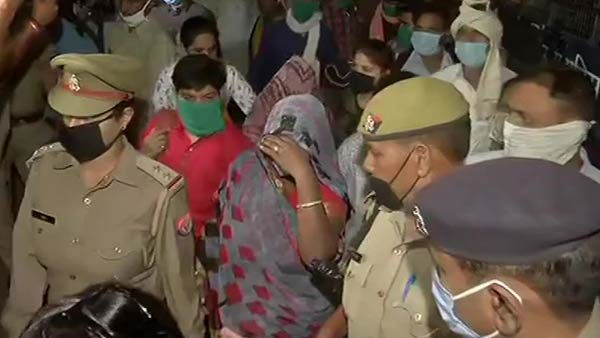 Hathras Family To Appear Before Allahabad High Court today