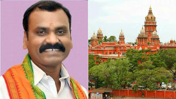 A Plea seeks to register National Flag dishonour Case against TN BJP leader L Murugan in HC