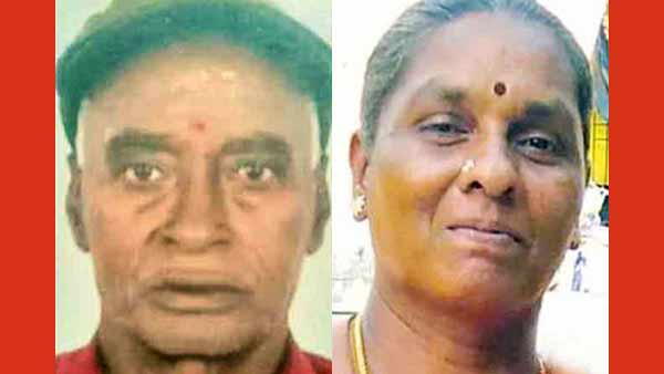 Husband murdered wife near Chennai