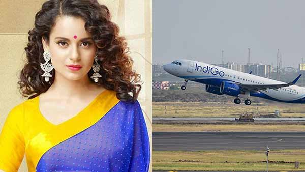 IndiGo barred 9 media persons for 15 days for unruly behavior On Kangana Ranaut Flight