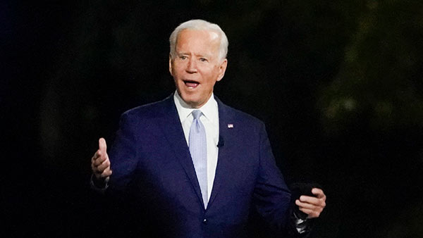 Joe Biden Pledges Free Covid Vaccine For Everyone In US If Elected