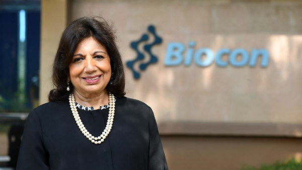 India Needs to Scale Up Coronavirus Testing, Says Biocon Kiran Mazumdar Shaw