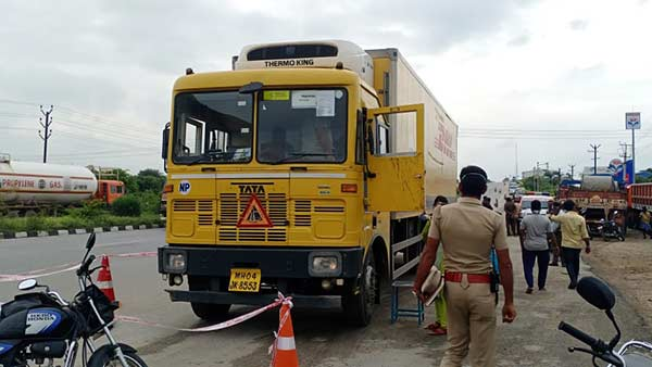 MI mobile phones stolen from trucks near Hosur