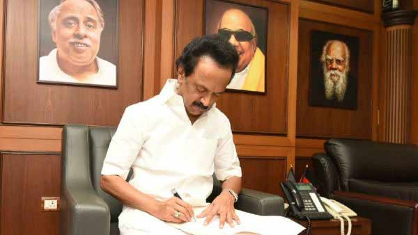 MK Stalin writes to Governor Banwarilal Purohit on 7.5% Bill assent