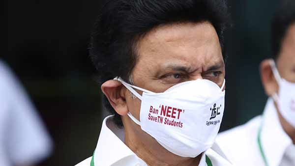 NEET: 7.5% reservation bill for government school students be diluted - MK Stalin