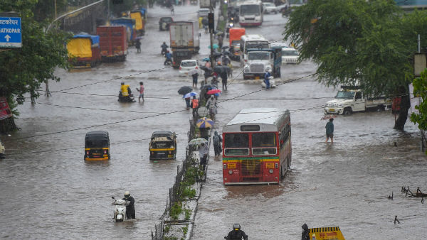 48 people killed due to heavy rains and floods in Maharashtra