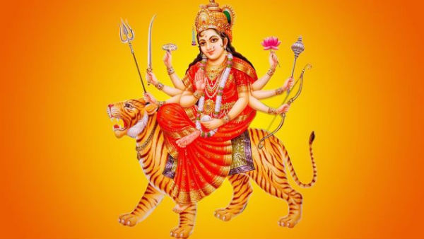 Navratri 2020 Chant this mantra on Navratri days the thought will come true