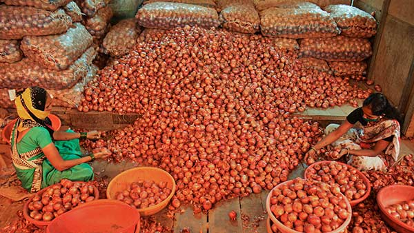 Central govt Relaxed Import norms of onions