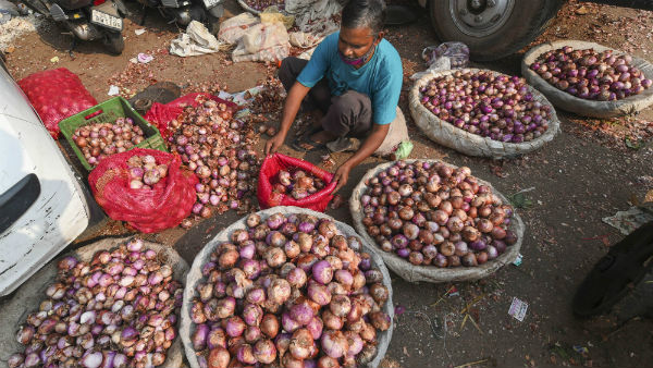 Onion Price hike: One lakh tonnes of onions imported from Afghanistan