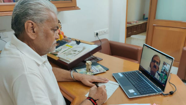 AYUSHMAN SAHAKAR launched by the Union Minister of State, Parshottam Rupala