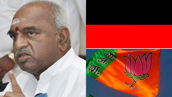 BJP will join hands with DMK also, says Pon Radhakrishnan